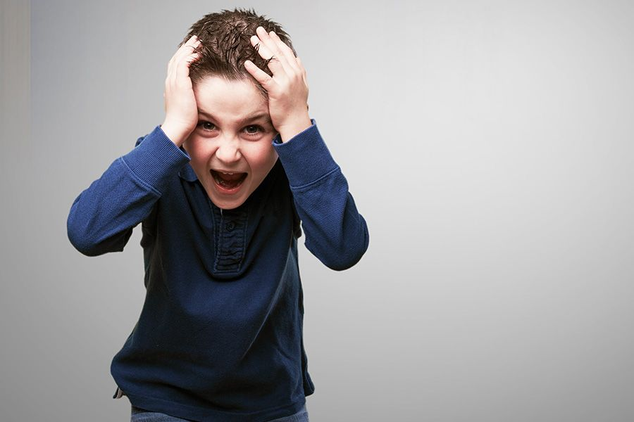 Child Tantrums: It can be of different type