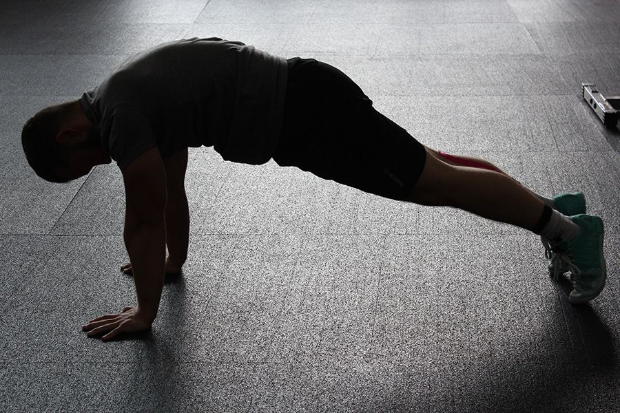 Men who can do 40 pushups less likely to get Heart Attack