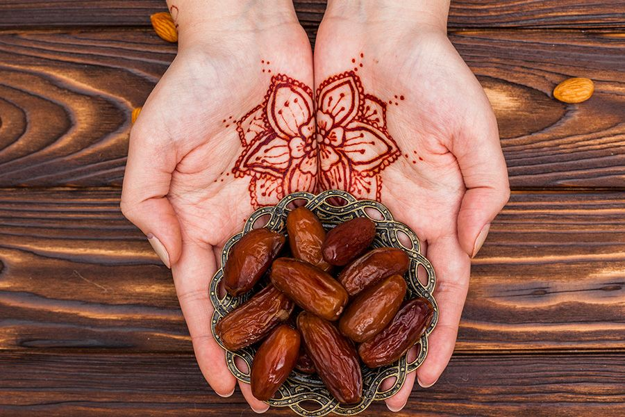 The Health Benefits of Breaking a Fast with Dates