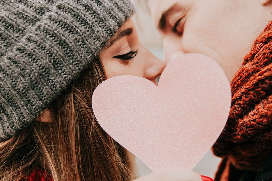 Health and Kissing Pros and cons of kissing