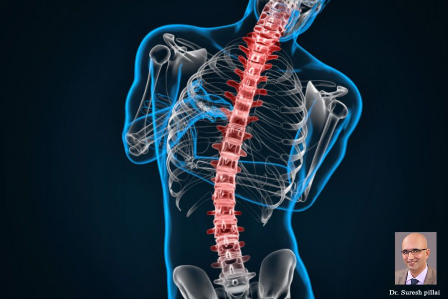 Common Spine Problems by Dr suresh pillai